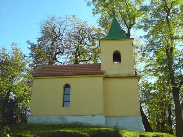 Kaplička Borek
